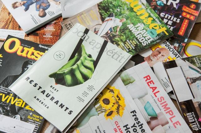 marketing and magazines